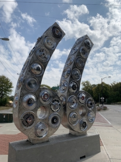 Hubcaps of Route 66 - 1